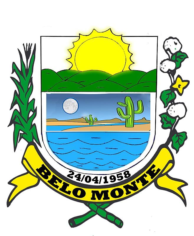 Brasão da Cidade de Belo Monte - AL