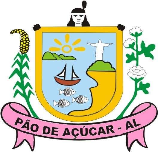 Brasão da Cidade de Pão de Açúcar - AL