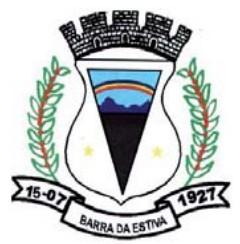 Foto da Cidade de Barra da Estiva - BA