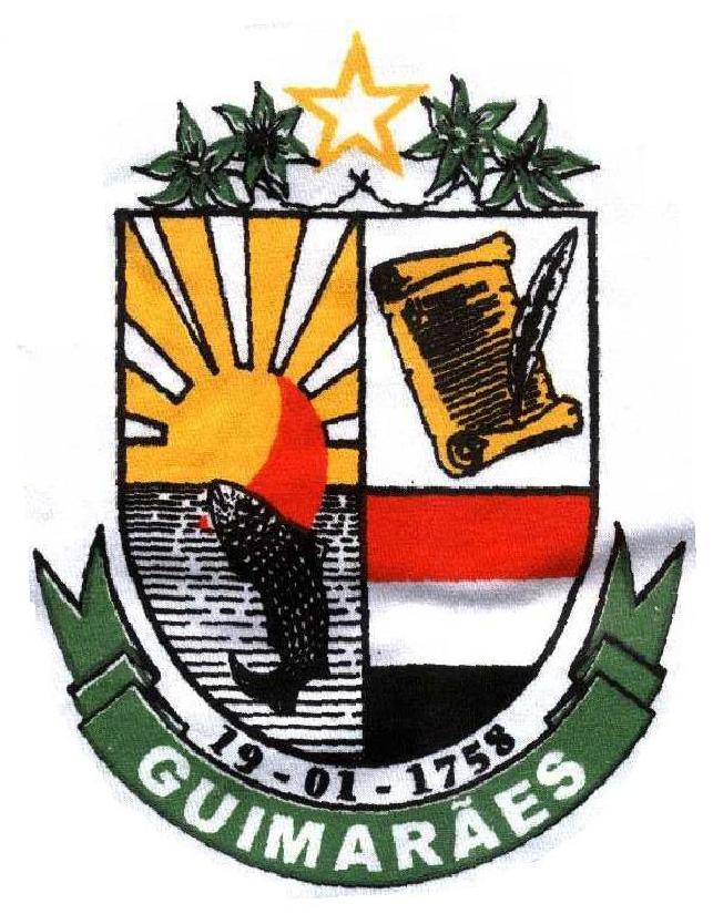Brasão da Cidade de GUIMARAES - MA