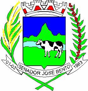 Foto da Cidade de Senador José Bento - MG