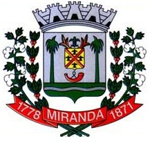 Foto da Cidade de Miranda - MS