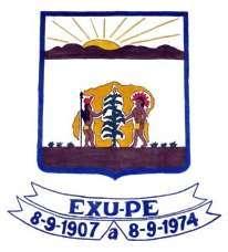 Foto da Cidade de EXU - PE
