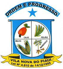 Foto da Cidade de Vila Nova do Piauí - PI