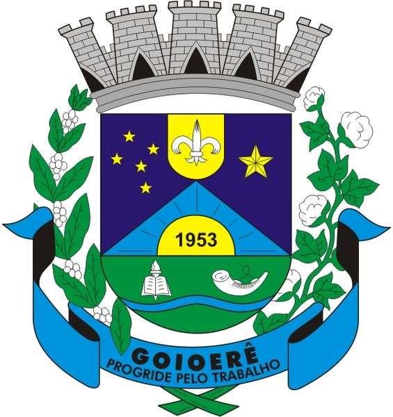Foto da Cidade de Goioerê - PR