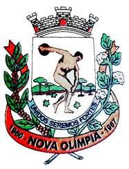 Foto da Cidade de Nova Olímpia - PR
