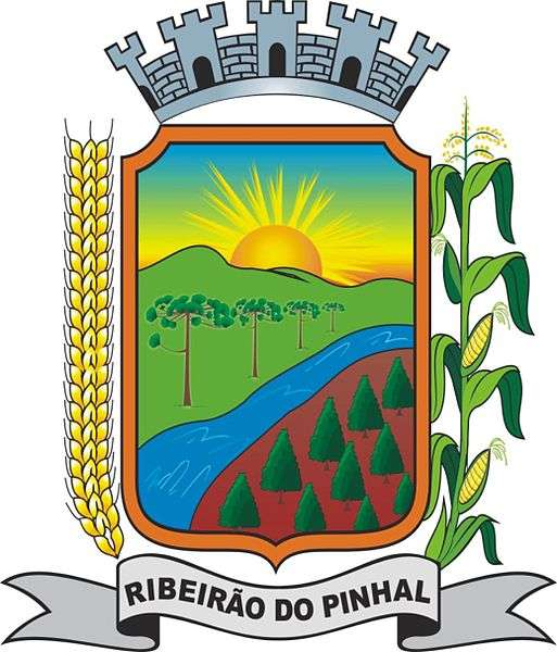 Foto da Cidade de Ribeirão do Pinhal - PR