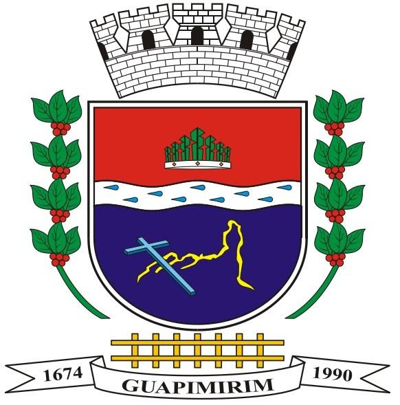 Brasão da Cidade de Guapimirim - RJ