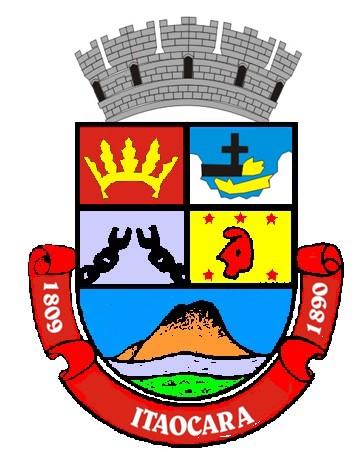 Brasão da Cidade de Itaocara - RJ