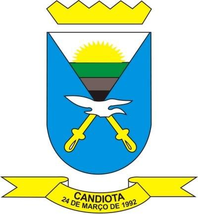 Brasão da Cidade de CANDIOTA - RS