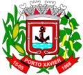 Brasão da Cidade de PORTO XAVIER - RS