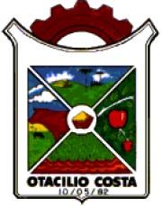Brasão da Cidade de Otacílio Costa - SC
