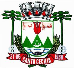 Brasão da Cidade de Santa Cecília - SC