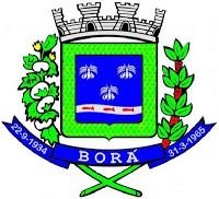 Brasão da Cidade de Borá - SP