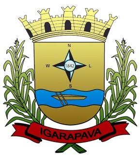 Brasão da Cidade de IGARAPAVA - SP