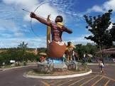 Foto da cidade de Presidente Figueiredo