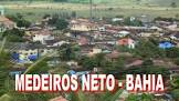 Foto da Cidade de Medeiros Neto - BA