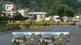 Foto da Cidade de SAO JOSE DA VITORIA - BA