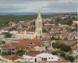 Foto da Cidade de Mombaça - CE
