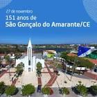 Foto da Cidade de São Gonçalo do Amarante - CE