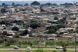 Foto da cidade de Águas Lindas de Goiás
