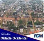 Foto da Cidade de CIDADE OCIDENTAL - GO