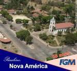 Foto da Cidade de Nova América - GO