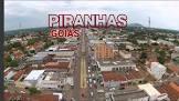 Foto da Cidade de Piranhas - GO