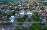 Foto da cidade de Santa Rita do Araguaia