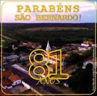 Foto da Cidade de São Bernardo - MA