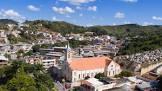 Foto da Cidade de Coimbra - MG