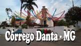 Foto da Cidade de Córrego Danta - MG