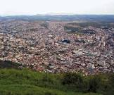 Foto da Cidade de Poços de Caldas - MG
