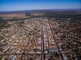 Foto da cidade de Coxim