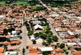 Foto da cidade de São José dos Quatro Marcos