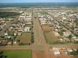Foto da Cidade de Sapezal - MT