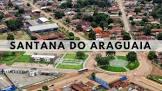 Foto da cidade de Santana do Araguaia