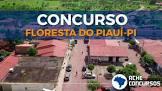 Foto da Cidade de Floresta do Piauí - PI
