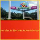 Foto da cidade de São João do Arraial