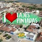 Foto da Cidade de Lajes Pintadas - RN