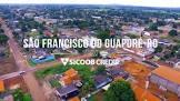Foto da Cidade de São Francisco do Guaporé - RO