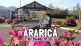 Foto da cidade de Araricá
