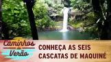Foto da Cidade de Maquiné - RS