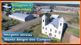 Foto da Cidade de Monte Alegre dos Campos - RS