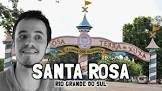 Foto da Cidade de Santa Rosa - RS