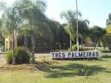 Foto da cidade de Três Palmeiras