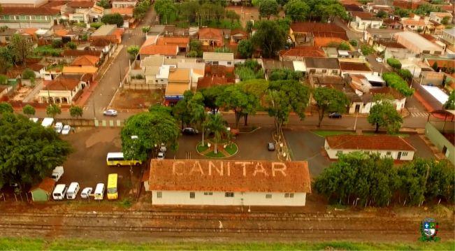 Foto da Cidade de Canitar - SP