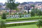 Foto da cidade de Cesário Lange