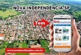Foto da Cidade de Nova Independência - SP
